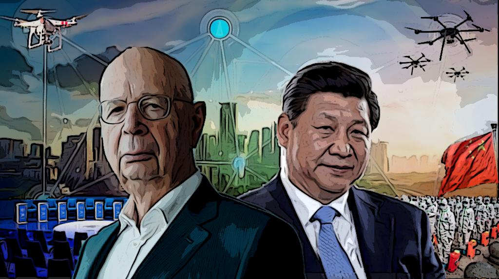CHINA UND DER GREAT RESET